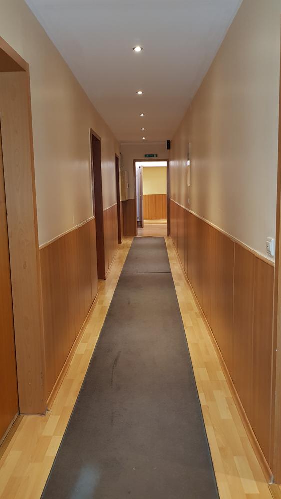 Hotelflur Hotel Boos Nibelungen Themenhotel Worms